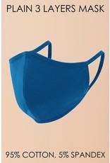Hyfve Medical Essential Hyfve - Blue - 3-Layer - Mask - One Size