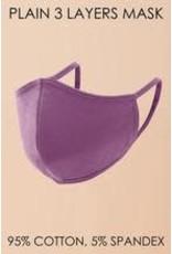 Hyfve Medical Essential Hyfve - Amaranth - 3-Layer - Mask - One Size
