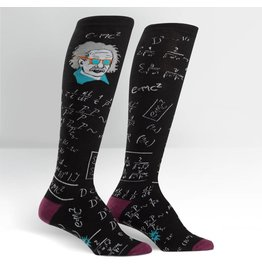 Sock It to Me Sock It to Me - Relatively Cool - F0277 - Knee High - Women's