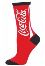 Socksmith Socksmith - Coca-Cola - Red - WNC1552 - Crew - Women's