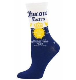 Socksmith Socksmith - Corona - Corona Blue - WNC954CRB - Crew - Women's