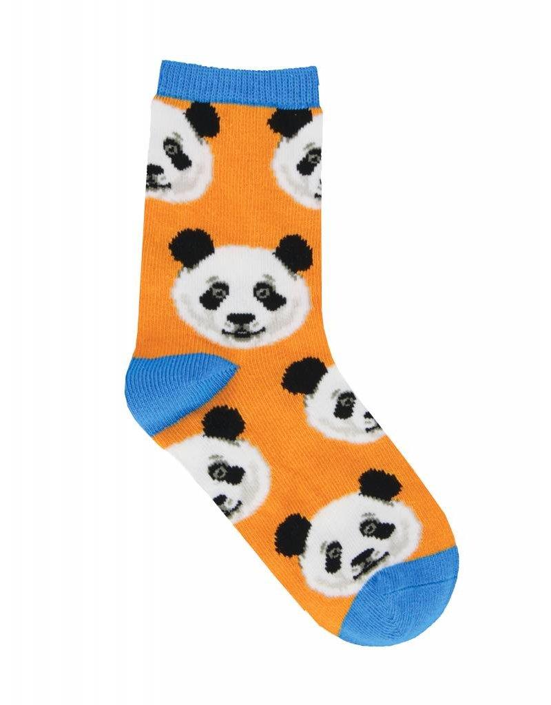 Socksmith Socksmith - Pandawesome - Crew - Kids