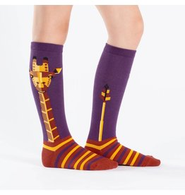 Sock It to Me Sock It to Me - Geo-Raffe - Knee High - Kids