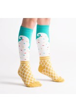 Sock It to Me Sock It to Me - Ice Cream Dream - Knee High - Kids