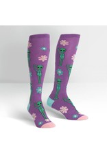 Sock It to Me Sock It to Me - Peace Out - F0440 - Knee High - Women's