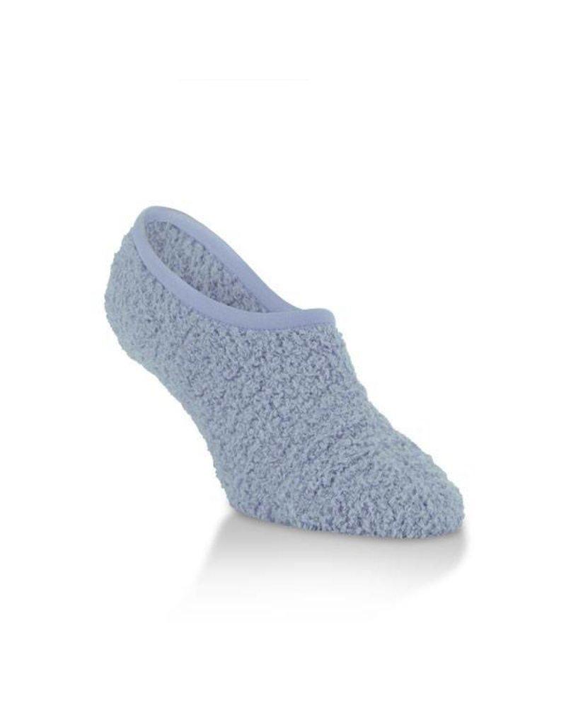 World's Softest World's Softest - Cozy Footsie - W2011 - Cornflower