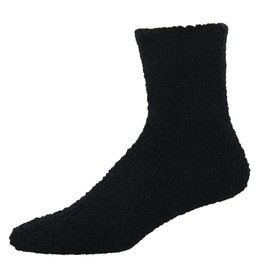 Socksmith Socksmith - Warm & Fuzzy - Black - MTC1 - Crew - Men's