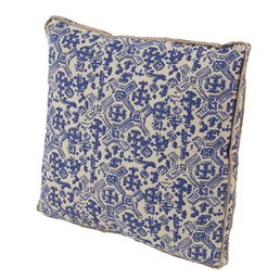Lacefield Designs Nomad Indigo Pillow 22""