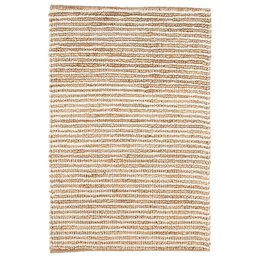Dash & Albert Twiggy Natural Woven Wool/Jute Rug 8x10