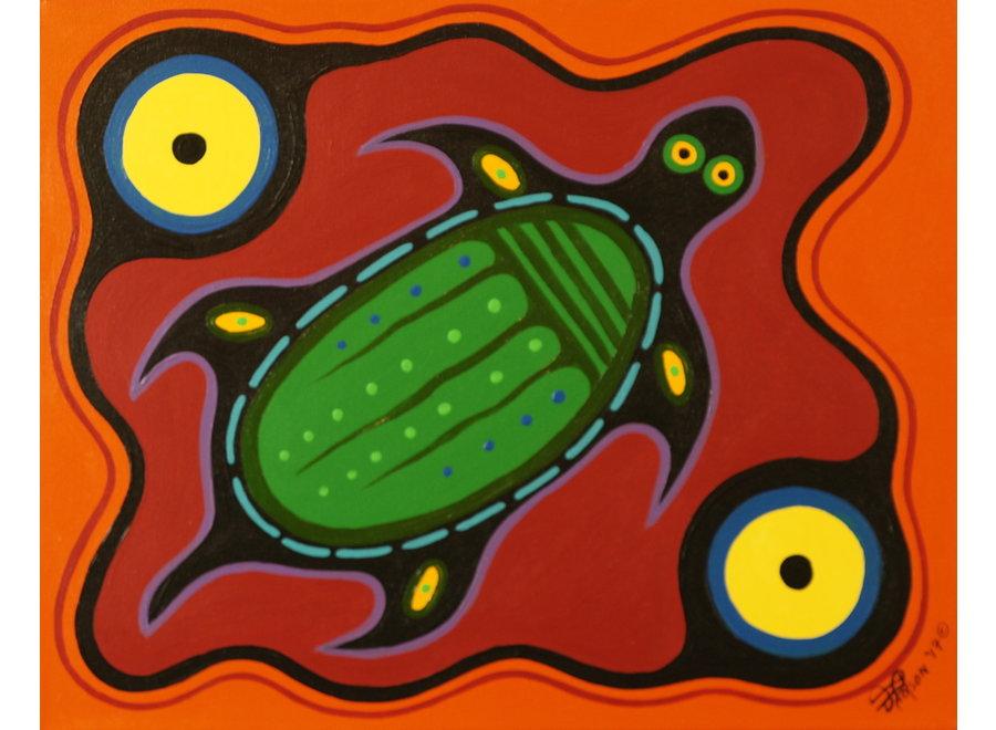 Turtle - Frank Polson