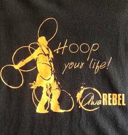 Eruoma Awashish Eruoma Awashish - T-shirt/Hoop your life-XXL