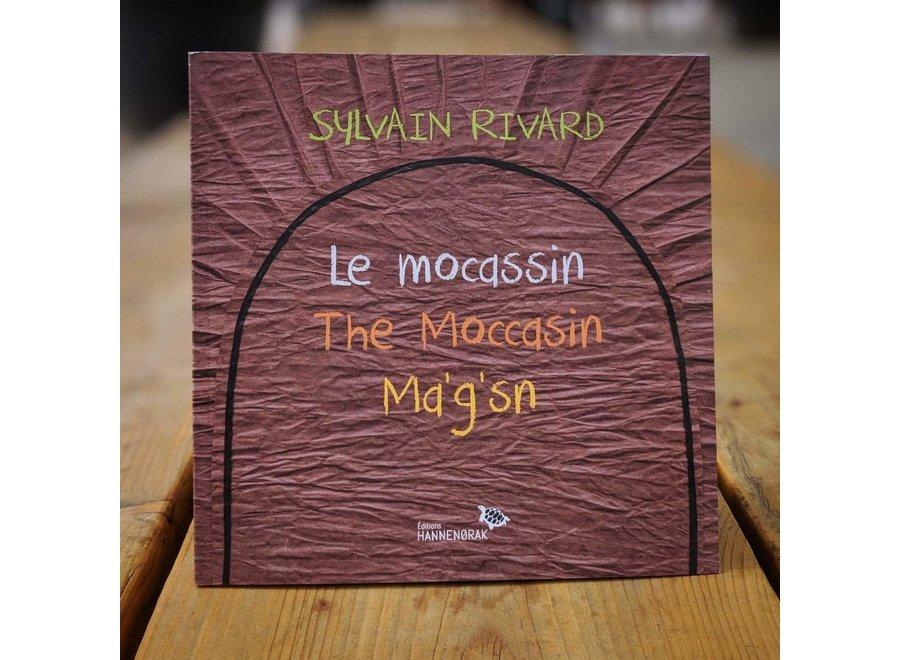 Le mocassin - Sylvain Rivard