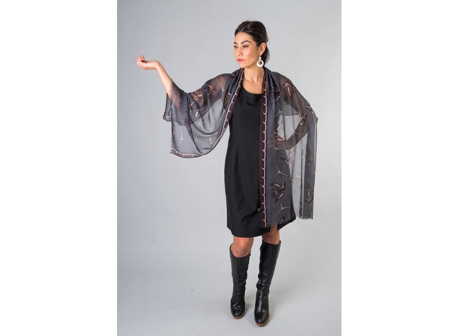 Dorothy Grant - Foulard Summer Raven