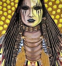 Riel Benn Yellow Medicine Woman - Riel Benn