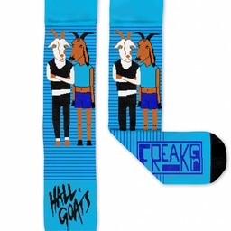 FREAKER Hall And Goats Ski Sock