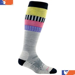 DARN TOUGH STP OVER THE CALF CUSHION WOMENS SKI SOCK 2018/2019