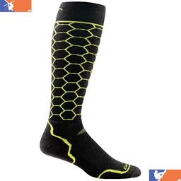 DARN TOUGH HONEYCOMB OVER THE CALF LIGHT SKI SOCK 2018/2019