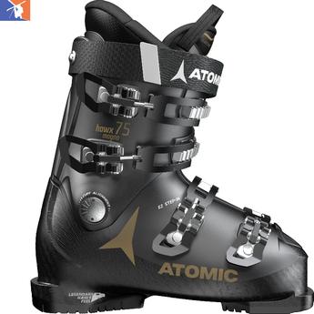 ATOMIC Hawx Magna 75 Womens Ski Boot 2019/2020 Black/Gold