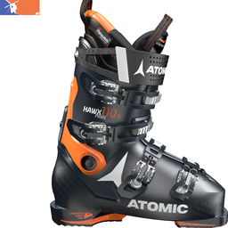 ATOMIC Hawx Prime 110 S Ski Boot 2019/2020 Midnight/Orange