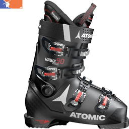 ATOMIC Hawx Prime 90 S Ski Boot 2019/2020 Black/Red