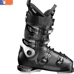 ATOMIC Hawx Ultra 85 Womens Ski Boot 2019/2020 Black/White