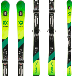VOLKL Deacon 76 Ski with Motion 2 12 Binding 2019/2020