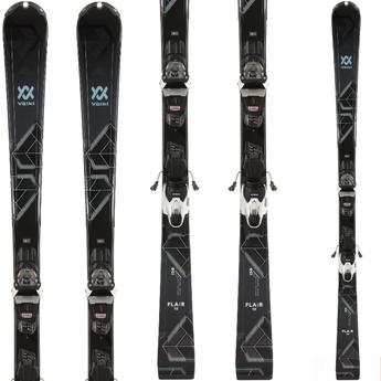 VOLKL Flair 72 Womens Ski with V Motion 9 Binding 2019/2020