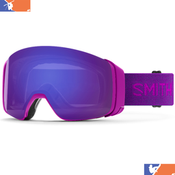 SMITH 4D Mag Goggle 2019/2020