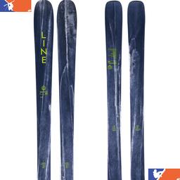 LINE Supernatural 86 Ski 2019/2020