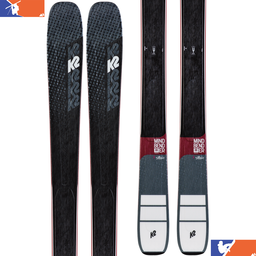 K2 Mindbender 88 Ti Alliance Womens Ski 2019/2020
