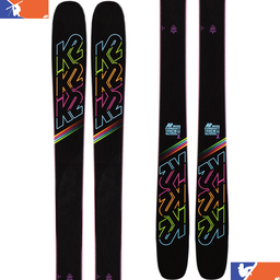 K2 Missconduct Womens Ski 2019/2020