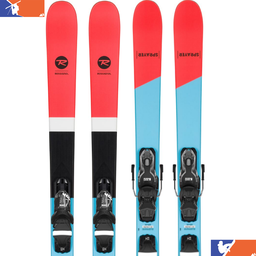 ROSSIGNOL SKI Sprayer 80 Ski With XP10 Binding 2019/2020