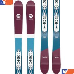 ROSSIGNOL SKI Trixie Womens Ski With XP10 Binding 2019/2020