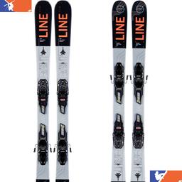LINE Wallisch Shorty Ski 2019/2020
