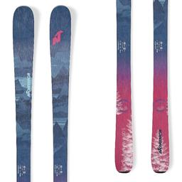 NORDICA Santa Ana S Youth Ski 2019/2020