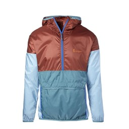 COTOPAXI Teca Windbreaker 1/2 Zip Jacket 2019/2020 Marsh Mellow M
