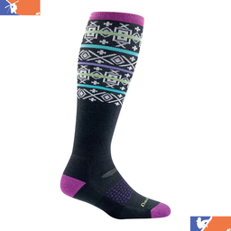 DARN TOUGH Northstar Over The Calf Cushion Womens Ski Sock 2019/2020