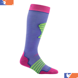 DARN TOUGH Over The Calf Cushion Junior Ski Sock 2019/2020