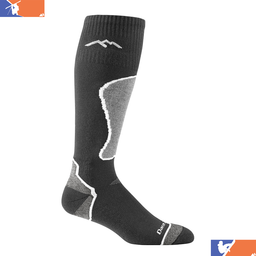DARN TOUGH Thermolite Over The Calf Padded Chshion Ski Sock 2019/2020
