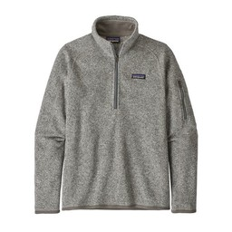 PATAGONIA Better Sweater 1/4 Zip Womens Jacket 2019/2020