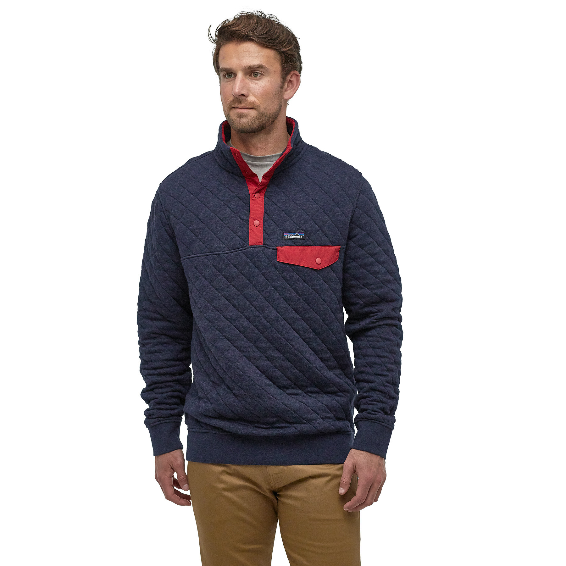 Organic Cotton Quilt Snap-T P/O Jacket 2019/2020