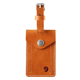 Fjallraven Leather Luggage Tag 2019/2020