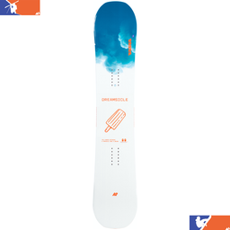 K2 Dreamsicle Womens Snowboard 2020/2021
