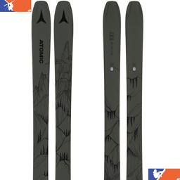ATOMIC Bent Chetler 100 Ski 2020/2021