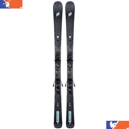 K2 Anthem 76 Womens Ski With ERP 10 Quikclik Binding 2020/2021