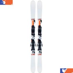 LINE Wallisch Shorty Jr. Ski with FDT 7.0 Binding 2020/2021