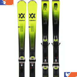 VOLKL Deacon 79 Ski with iPT WR XL 12 TCX GW Binding 2020/2021