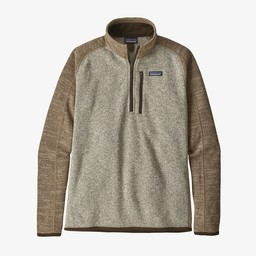 PATAGONIA Better Sweater 1/4 Zip Sweater 2020/2021