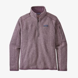 PATAGONIA Better Sweater 1/4 Zip Womens Sweater 2020/2021