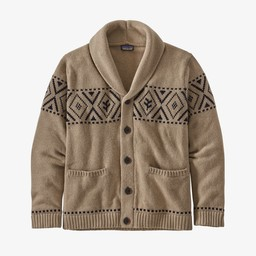 PATAGONIA Recycled Wool Shawl-Collar Cardigan 2020/2021